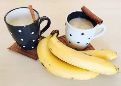 Paleo banánturmix
