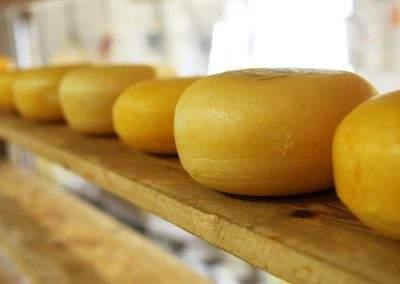 Sonkás-sajtos muffin