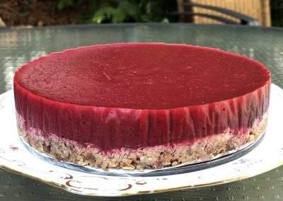 Paleo torta sütés nélkül