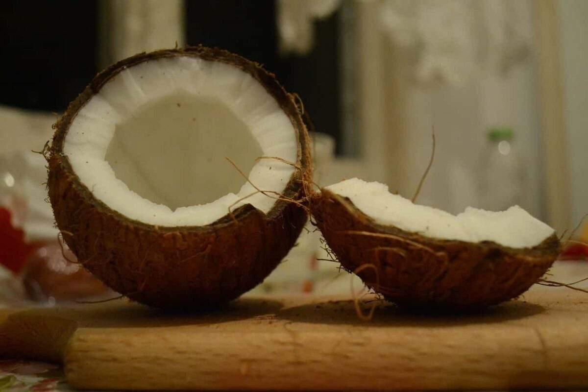kókuszdió krém ketogén étrendben